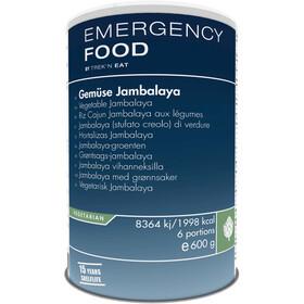Trek'n Eat Emergency Food Can 600g, Vegetable Jambalaya